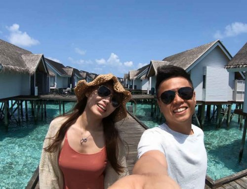 Honeymoon in Maldives~8 天 7 夜蜜月旅行