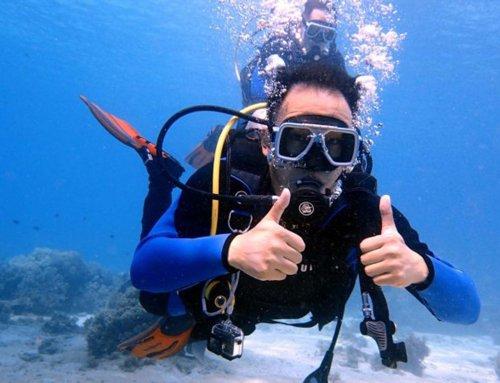 預約墾丁體驗潛水或課程,免費贈送住宿!!