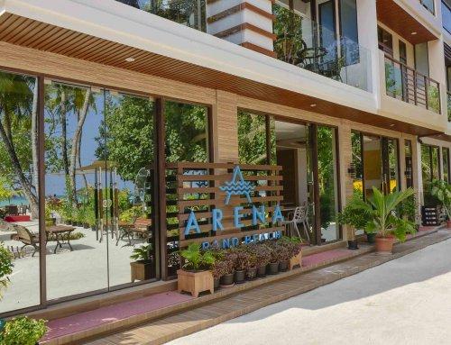 Arena Beach Hotel 競技場海灘海景飯店