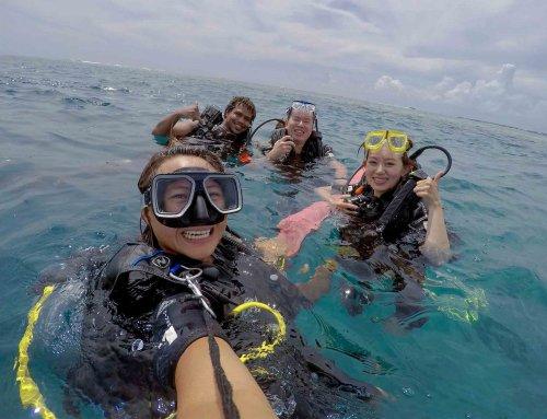 Dive Center 潛水中心推薦