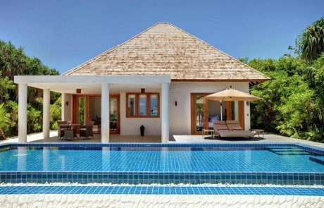 Deluxe Beach  Residence With  Plunge Pool1 Hideway 玩轉馬爾地夫