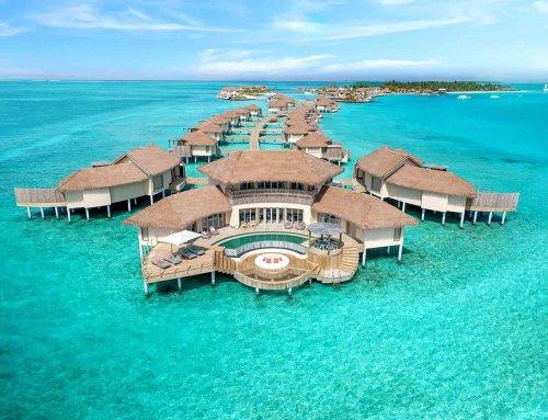 InterContinental Maldives 洲際度假村