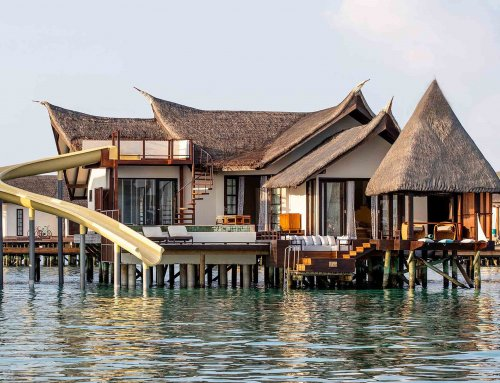 Jumeirah Vittaveli Resort 卓美亞度假村