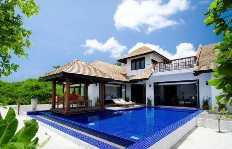 Family Villa With  Pool1 Hideway 玩轉馬爾地夫