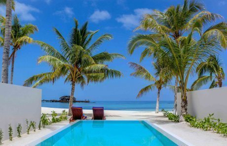 Grand Beach Suite with Pool Olhuveli 玩轉馬爾地夫2