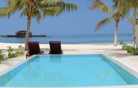 Grand Beach Villa with Pool3 Olhuveli 玩轉馬爾地夫