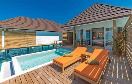 Grand Water Villa with Pool Olhuveli 玩轉馬爾地夫5