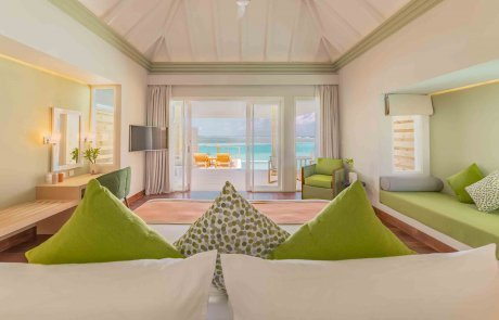 Grand Water Villa with Pool Olhuveli 玩轉馬爾地夫6