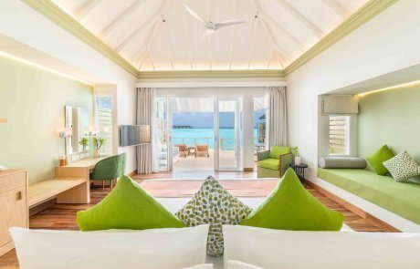 Grand Water Villa Olhuveli 玩轉馬爾地夫5
