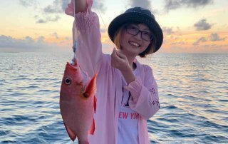 Night Fishing Rasdhoo 玩轉馬爾地夫5