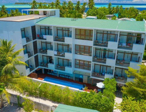 Plumeria Maldives 緬梔花飯店