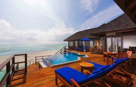 Presidential Water Suite10 Olhuveli 玩轉馬爾地夫