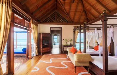 Presidential Water Suite4 Olhuveli 玩轉馬爾地夫
