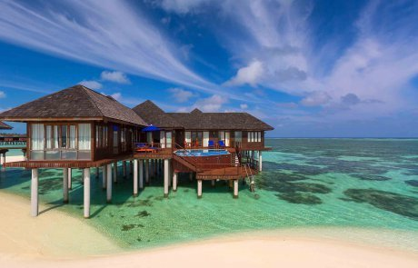 Presidential Water Suite5 Olhuveli 玩轉馬爾地夫