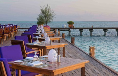 Sunset Restaurant Olhuveli 玩轉馬爾地夫5