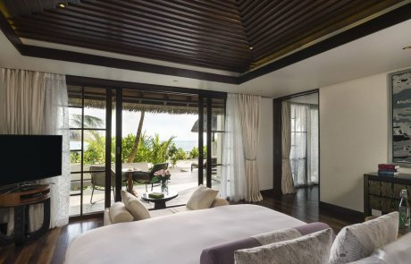 Two Bedroom Beach Suite with Pool2 Jumeirah Vittaveli 玩轉馬爾地夫