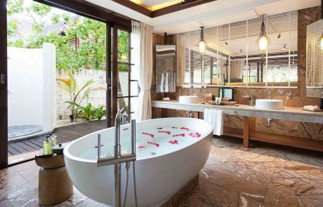 Two Bedroom Beach Suite with Pool3 Jumeirah Vittaveli 玩轉馬爾地夫