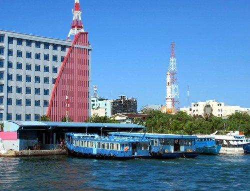 機場到 Maafushi 居民島渡輪