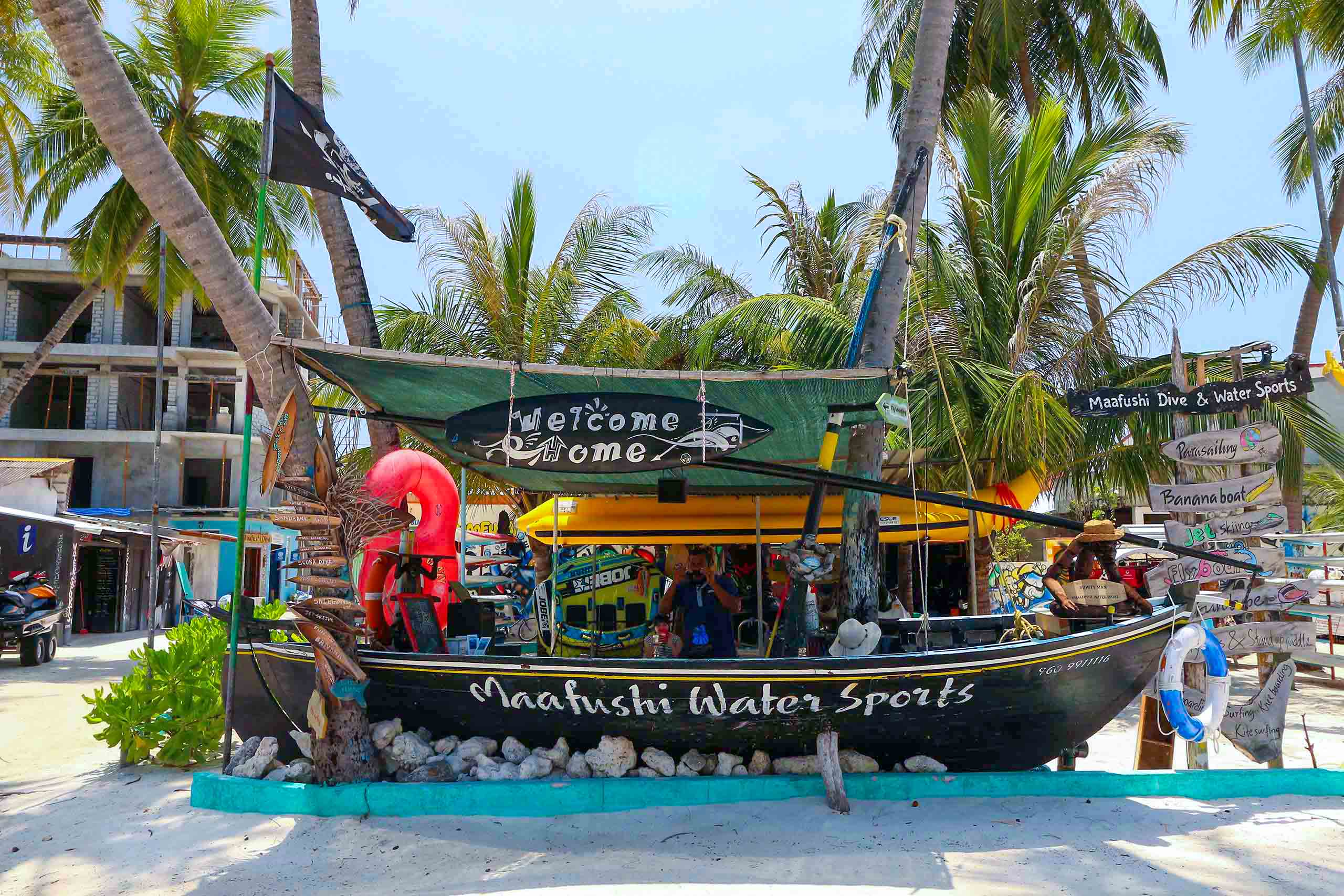 Watersport Maafushi 玩轉馬爾地夫