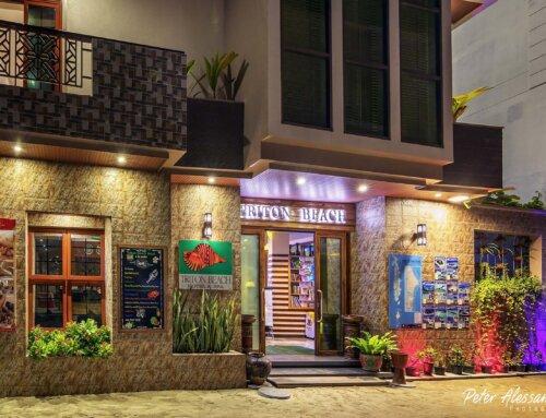 Triton Beach Hotel A La Carte 當地特色料理